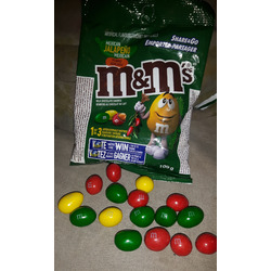 M&M;'s Mexican Jalapeño