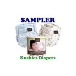 Kushies Cloth Diapers Sampler