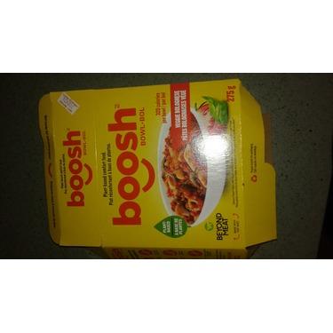 Boosh Veggie Bolognese Bowl