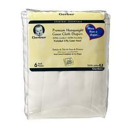 Gerber Diaper Service Cloth Diapers (6-pk.)