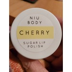 Niu Body Cherry Sugar Lip Polish