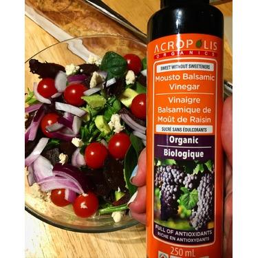 Acropolis mousto balsamic vinegar