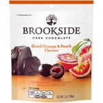 Brookside dark chocolate blood orange & peach