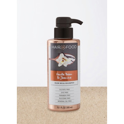 Hair Food Hair Milk- Vanilla Bean and Jasmine Shampoo
