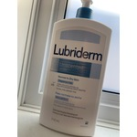 Lubriderm unscented lotion