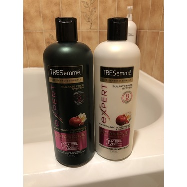 Tresseme low foaming shampoo