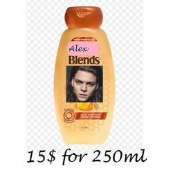 Alex Andersen WOW! shampoo