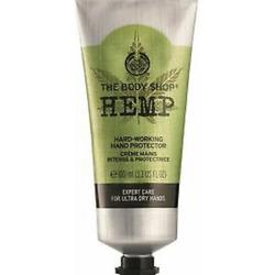 Bodyshop hemp heavy-duty hand cream