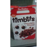 Post Tim Hortons chocolate Timbits Cereal