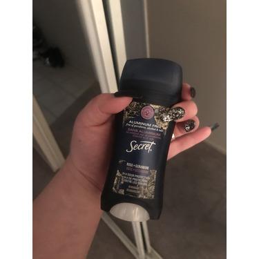 Secret Aluminum Free Deodorant with Essential Oils Lavender + Lemon