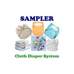 Cloth Diaper System Sampler