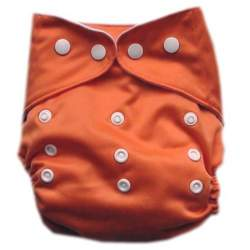 GoGreen Pocket Diaper (Tangerine)