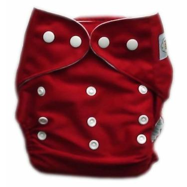 GoGreen Pocket Diaper (Cherry)