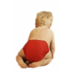 GoGreen Pocket Diaper (Cherry)