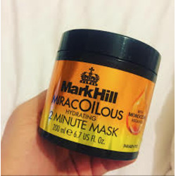 Mark Hill MiracOILous 2 Minute Hair Mask
