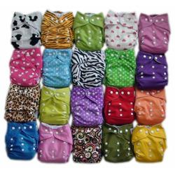 GoGreen Pocket Diaper 12-pack