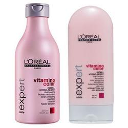 L'Oreal Professionnel Vitamino Color Shampoo and Conditioner