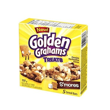Golden Grahams Chocolate Marshmallow Flavour Treat S'mores