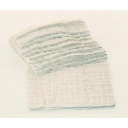OsoCozy Prefold Cloth Diaper Grande Package - Bleached Prefolds & White Velcro Bummis Super Whisper Wraps