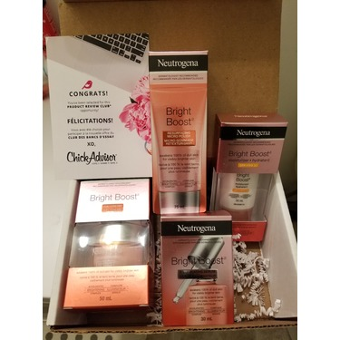 Neutrogena Bright Boost Resurfacing Micro Polish