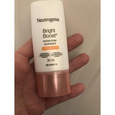 Neutrogena Bright Boost Moisturizer SPF 30