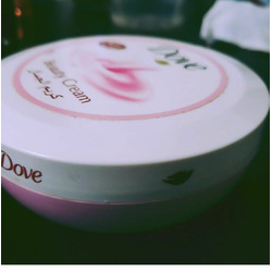 Dove beauty cream
