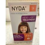 Nyda head lice treatment