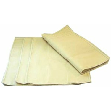 OsoCozy Organic Prefold Diaper, Infant 3x6x3, fits 7-15 lbs.
