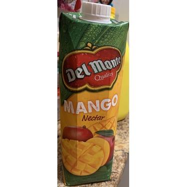 Delmonte mango juice