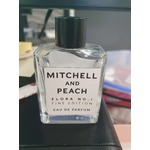 Mitchell and peach flora no.1