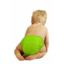 GoGreen Pocket Diaper (Lime)
