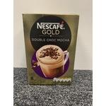 Nescafé Gold Double Choc Mocha sachets
