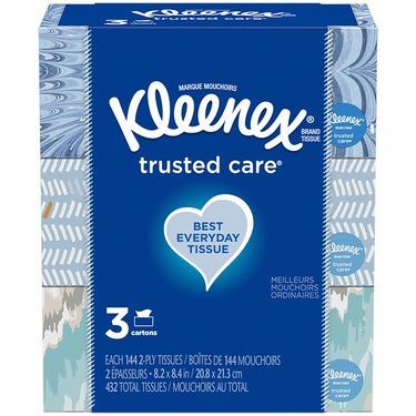 Kleenex Trusted Care