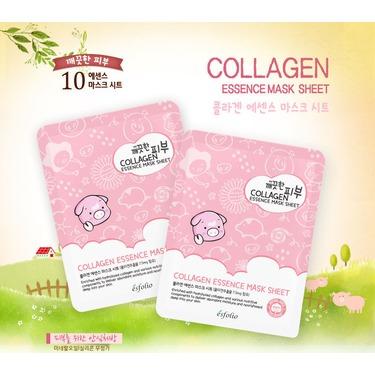 esfolio - Pure Skin Collagen Essence Sheet