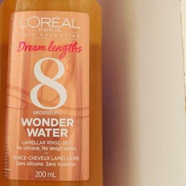 L'Oréal 8-second Wonder Water