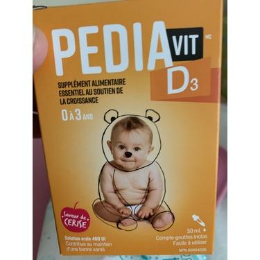 PediaVit D3 Drops