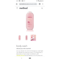 Method Body Wash - Pure Peace