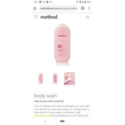 Method Body Wash - Pure Peace