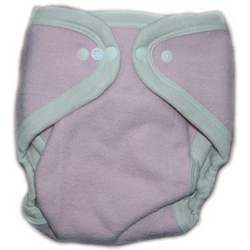 Tender Tush Organics Organic Cotton Fitted Baby Cloth Diaper (Toddler Size)