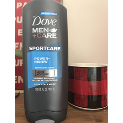 Dove men sporticare