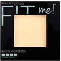 Maybelline matte and poreless powder