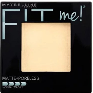 Maybelline matte and poreless powder