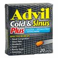 Advil Cold & Sinus Plus