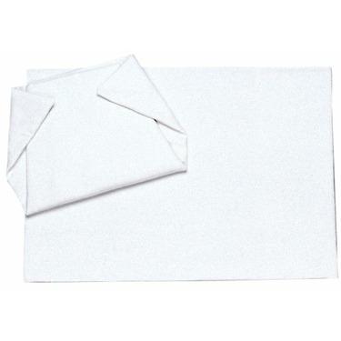 Kushies Washable Flat Diapers - 6 Pack - White