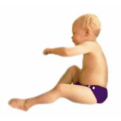 GoGreen Pocket Diaper (Grape)