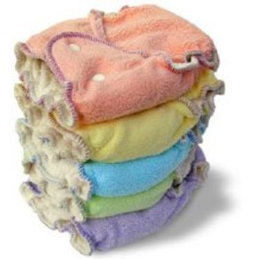 Kissaluvs Fitted Fleece 6pk Neutral Size 1 (10-25lbs)