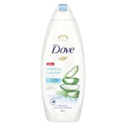 Dove Hydrating Body Wash with Aloe and Birch Water