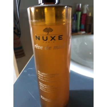 Nuxe Paris face and body ultra rich cleansing gel
