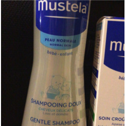 Mustela Gently Shampoo