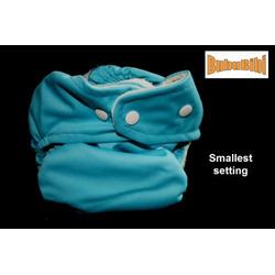 Bamboo Pocket Snaps Cloth Diaper/ Nappy - OS - Polkadots Prints